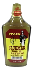 Clubman Pinaud Одеколон после бритья Special Reserve After Shave Cologne