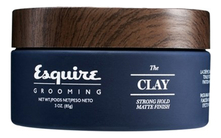CHI Глина для укладки волос Esquire The Clay Strong Hold Matte Finish 85г