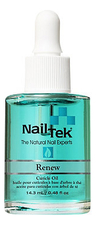 Nail Tek Mасло для кутикулы с антигрибковыми компонентами Renew Cuticle Oil 14,3мл