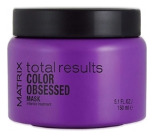 MATRIX Маска для волос Total Results Color Obsessed Mask 150мл