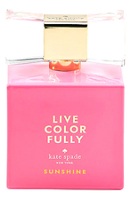 Kate Spade Live Colorfully Sunshine 2017