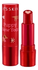 It's Skin Бальзам-помада для губ Life Color Glow Me Lips Puppy New Year 3,5г
