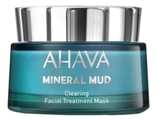 AHAVA Очищающая маска для лица Mineral Mud Clearing Facial Treatment Masks 50мл