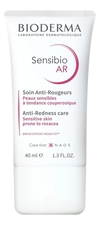 Bioderma Крем для лица Sensibio AR Anti-Redness Cream 40мл