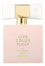 Kate Spade Live Colorfully Sunset