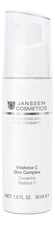 Janssen Cosmetics Концентрат для лица с витамином С Demanding Skin Vitaforce C Complex 30мл