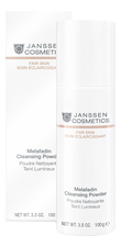 Janssen Cosmetics Осветляющая очищающая пудра Fair Skin Melafadin Cleansing Powder 100г