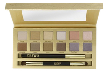 Cargo Cosmetics Палетка теней для век Summer In The City Palette 1,1г