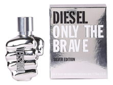 Diesel Only The Brave Silver