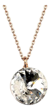 Mademoiselle Jolie Кулон Enigme Jour Gold Crystal