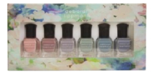 Deborah Lippmann Набор лаков для ногтей Touch Me In The Morning 6*8мл (You Make My Dreams + Truly Madly Deeply + Serendipity + Free Fallin + My Blue Heaven + Come Back To Bed)
