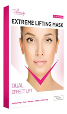 Skingenetic's CODE Лифтинг-маска для лица и шеи Extreme Lifting Mask Dual Effect Lift 5шт