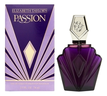 Elizabeth Taylor Passion Woman