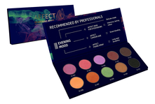 AFFECT Палетка теней Evening Mood Eyeshadows Palette 25г