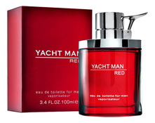 Myrurgia Yacht Man Red