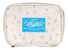 YADAH Косметичка Natural It Pouch Blue