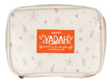 YADAH Косметичка Natural It Pouch Orange