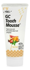 GC Зубная паста Tooth Mousse Tutti-Frutti 35мл (мультифрукт)