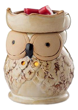 Candle Warmers Аромасветильник Round Illumination-Owl
