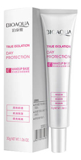 Bioaqua База под макияж True Isolation Day Protection 30г