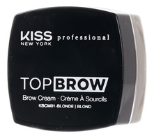 KISS New York Professional Помада для бровей Top Brow Cream 3г