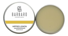 Barbaro Бальзам для бороды Hippies Lemon Beard Balm 30мл