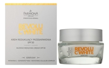 Farmona Дневной крем выравнивающий тон кожи лица Revolu C White Day Blemish Reducing Cream SPF30 50мл