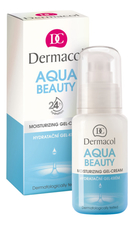 Dermacol Гель-крем для лица Aqua Beauty Moisturizing Gel-Cream 50мл
