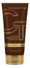 California Tan Лосьон для автозагара Color Perfecting Complex Instant Sunless Lotion 177мл