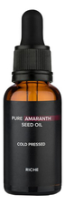 RICHE Амарантовое масло Pure Amaranth Seed Oil 30мл