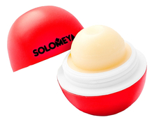 Solomeya Бальзам для губ Lip Balm Strawberry 7г (клубника)