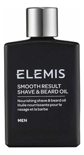 Elemis Масло для бритья Smooth Result Shave Oil Men 30мл
