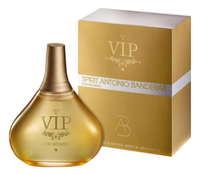 Antonio Banderas Spirit VIP For Woman