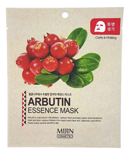 Mijin Тканевая маска для лица Арбутин Arbutin Essence Mask 25г