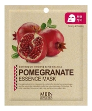 Mijin Тканевая маска для лица Гранат Pomergranate Essence Mask 25г