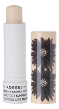 Korres Бальзам для губ Lip Balm Sun Protect Sunflower SPF20 5г