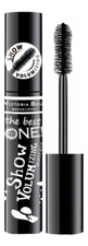 Victoria Shu BARCELONA Тушь для ресниц The Best One Show Volumizing Mascara 11мл