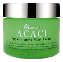 Chamos Acaci Крем для лица c экстрактом яблока Apple Intensive Nutry Cream 50мл