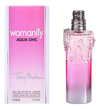 Mugler Womanity Aqua Chic