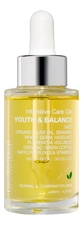 Seventeen Масло для лица Intensive Care Oils Youth And Balance 30мл