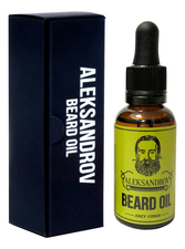 ALEKSANDROV Масло для бороды Juicy Citrus Beard Oil 30мл