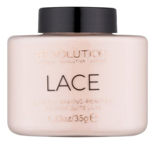 Makeup Revolution Рассыпчатая пудра Luxury Baking Powder Lace 35г