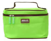 ABSOLUTE New York Косметичка Green Microfiber Cosmetic Bag ACB15