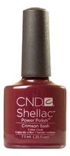 CND Гель-лак Shellac Modern Folklore Collection 7,3мл