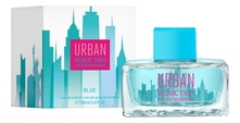 Banderas Urban Seduction Blue For Women
