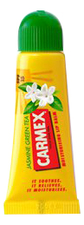 Carmex Бальзам для губ Lip Balm Tube Jasmine Green Tea 10мл