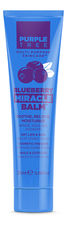 Purple Tree Бальзам для губ Miracle Balm Blueberry 25мл (черника)