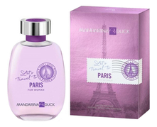 Mandarina Duck Let's Travel To Paris For Woman