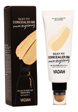 YADAH BB консилер для лица Silky Fit Concealer Powder Brightening SPF34 PA++ 35мл