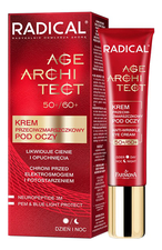 Farmona Крем для кожи вокруг глаз 50+/60+ Radical Age Architect Anti-Wrinkle Eye Cream 15мл